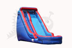 18 Ft Adrenaline Dry Slide