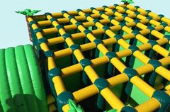Giant Jungle Maze (see Video)