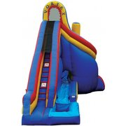22Ft Vortex Corkscrew Waterslide