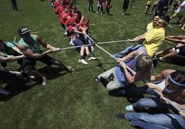 4 Way Tug of War Set