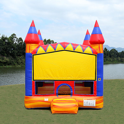 Turbo Blaze Bounce House