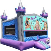 Basic Bounce House - Purple