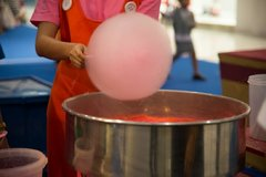 Cotton Candy Machine Rental and Supplies