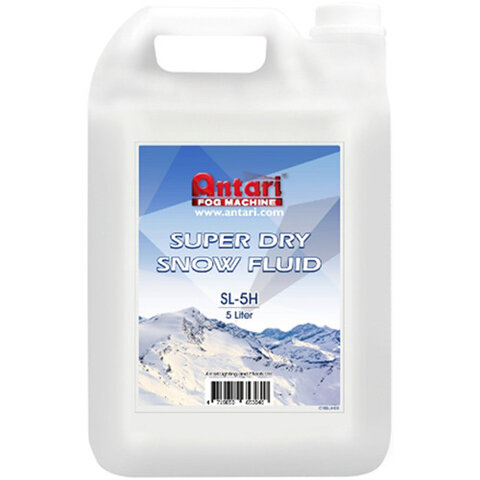 Artificial Snow Fluid (1 Hour)