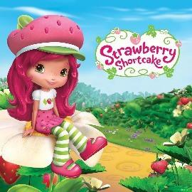 Strawberry Shortcake Panel