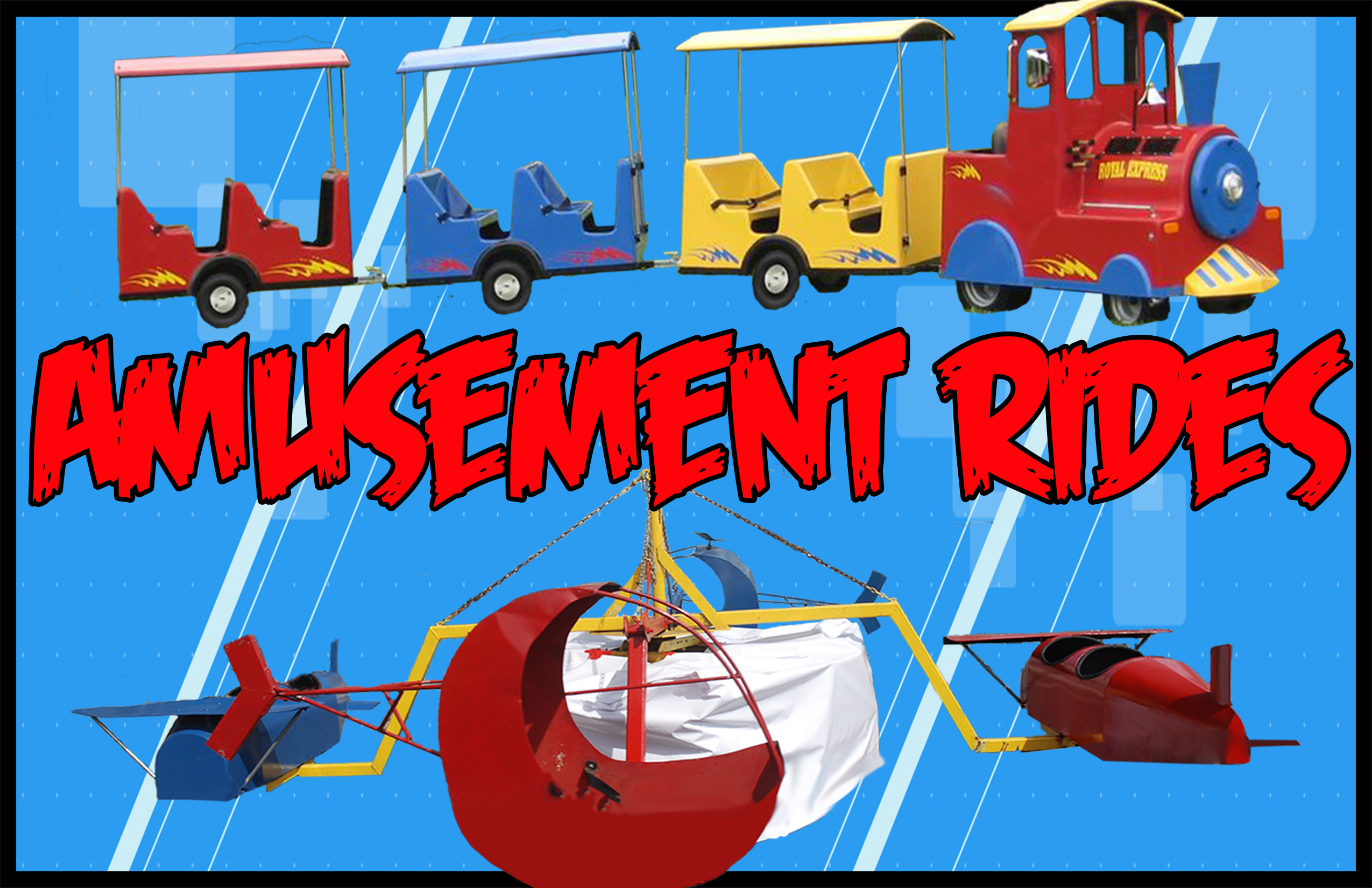 Book An Amusement Ride
