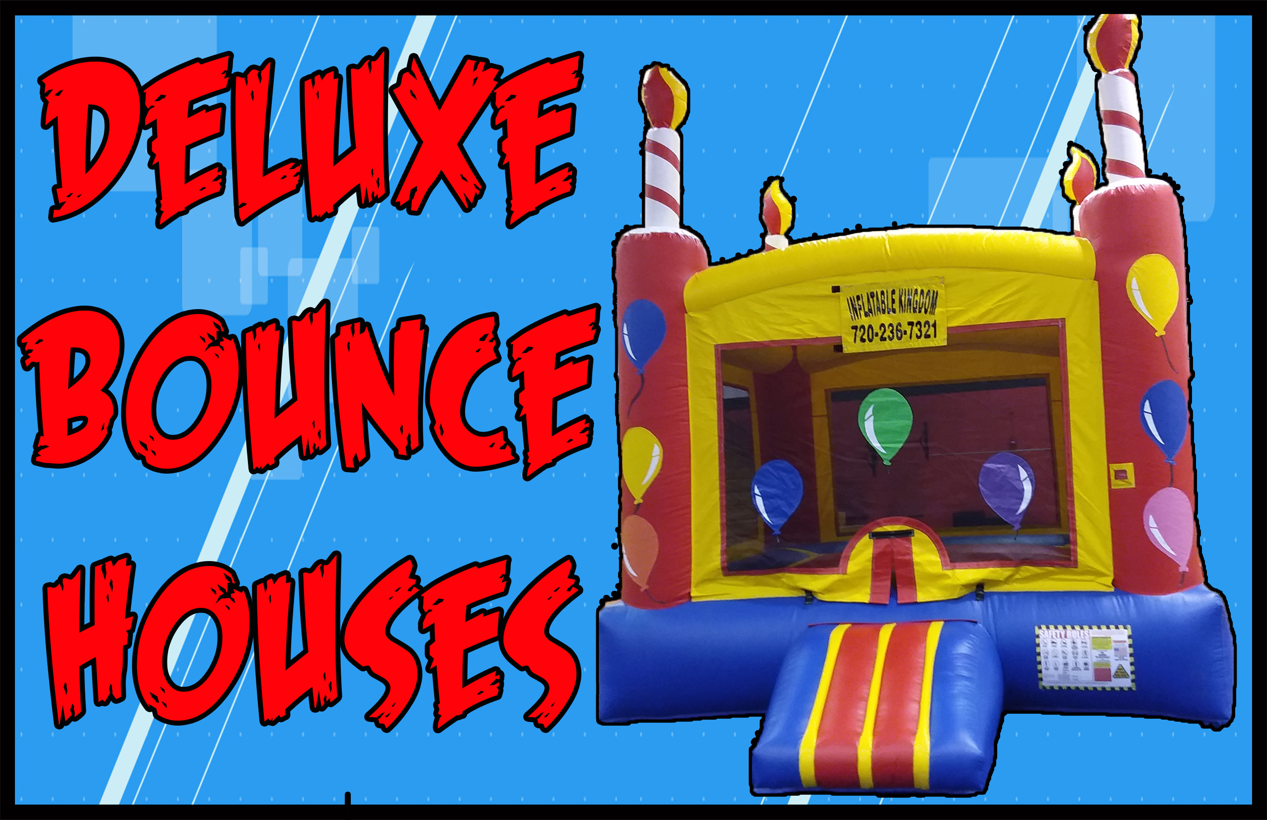 Book A Bounce House