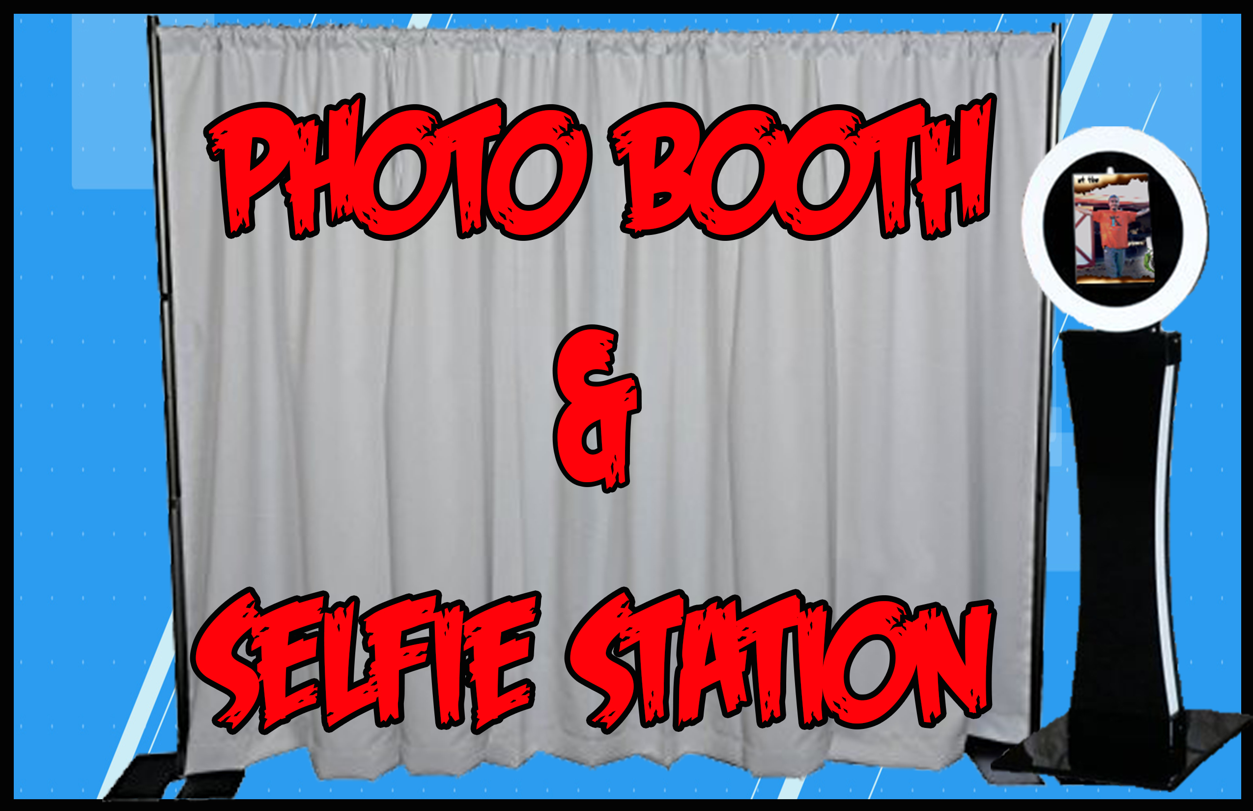 Book A Selfie Station