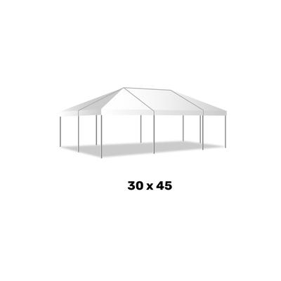30 X 45 Frame Tent from Illiana Party Rentals