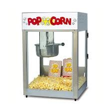 Concession Rentals from Illiana Party Rentals