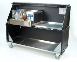 Portable bar rental from Illiana Party Rentals