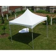 10ft X 10ft tent with 4 - 6ft tables and 12 chairs