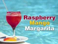 Raspberry Mango Margarita Mix