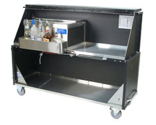 Stainless Steel Portable Bar