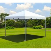 10ft X 10ft White Frame Tent