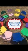 CHAIRS MULTICOLOR