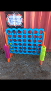 CONNECT 4 ORANGE