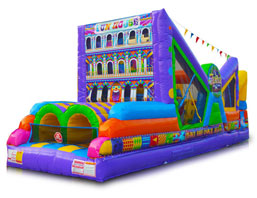 Fun House Obstacle