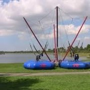 <font color=blue>4in1 Euro Bungee Trampoline <br> Please Call For Price