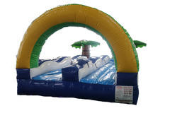 <font color=blue>Palm Tree Slip n Slide<br><font color=red> Dual Lane Slip n Slide<font color=black>