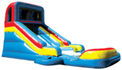 <font color=blue>14' Slide n Splash