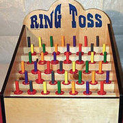 <font color=blue>Ring Toss