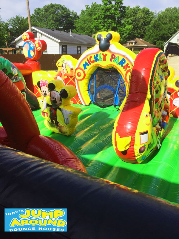 Bounce House Rentals Under $100 Near Me