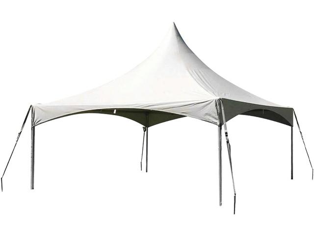 raleigh tent rental