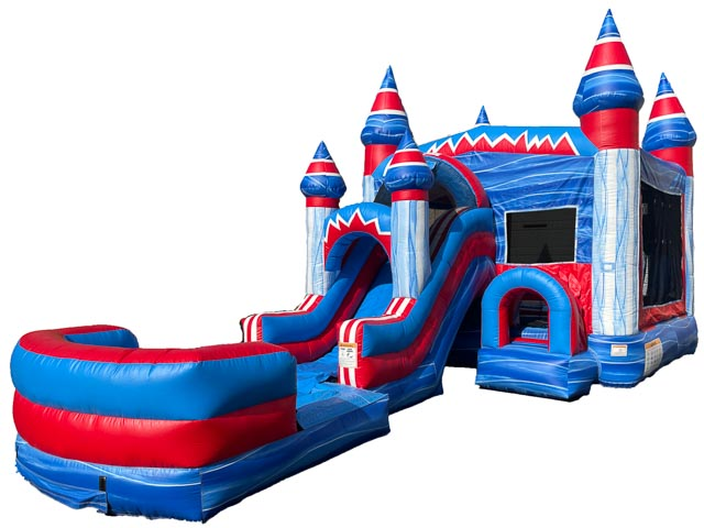 Bounce and Slide Combo Rental Youngsville
