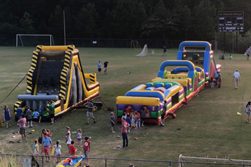 School Carnival Inflatable Rentalss