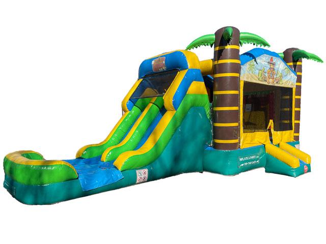 Bounce and Slide Combo Rental Creedmoor