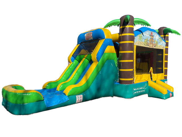 Bounce and Slide Combo Rental Garner