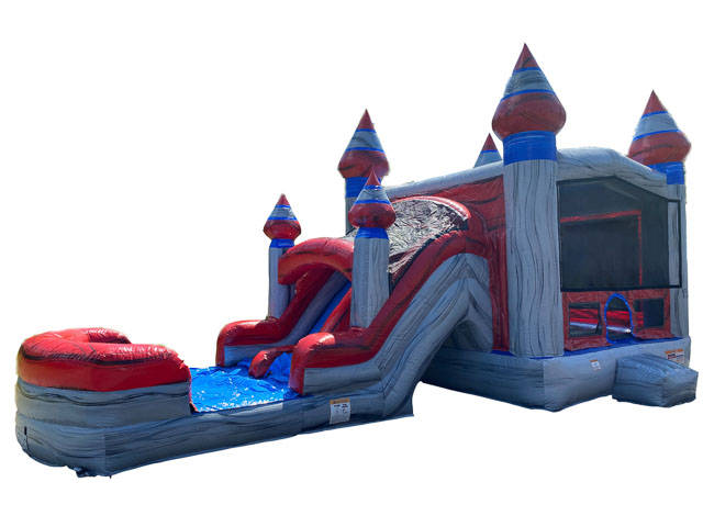 Bounce and Slide Combo Rental Lillington