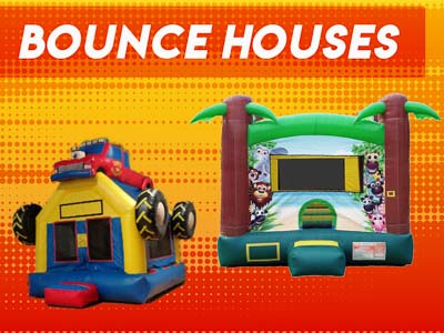 Bounce House Rentals Raleigh