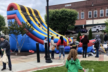 Bounce house rental durham