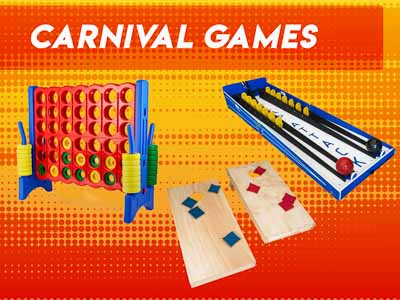Carnival Games Raleigh