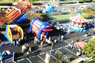 chapel hill bounce house rental