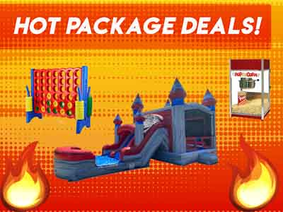 Hot Bounce House Deals