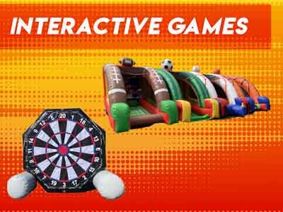 Interactive Game Rentals