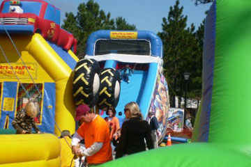 bounce house rentals near me