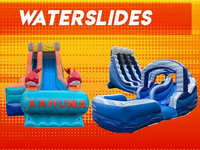 Water Slides Raleigh