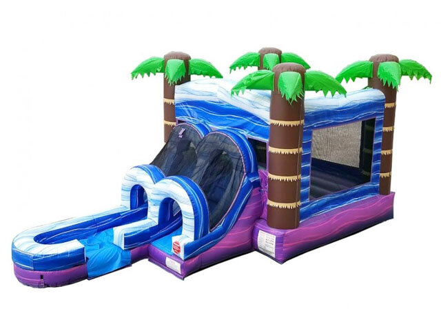Tropical Bounce and Slide Dry Combo