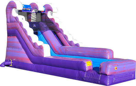 Purple Tides Slide