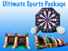Ultimate Sports Challenge Package