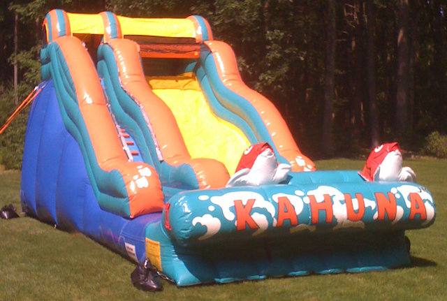 15' Kahuna Super Water Slide