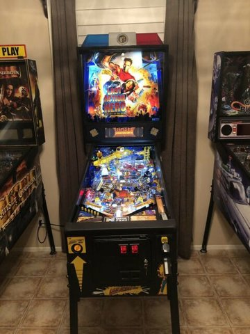 Pinball Arcade Machine