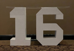 Block 16 Lettering (At Our Facility)