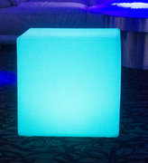 "20"" LED Cube (At Our Location)"
