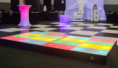 LED Dance Platforms(Our Facility)
