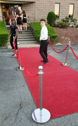 Red Carpet Stanchions & Rope